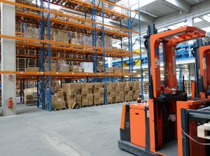 Free Forklift Training in Plano, TX