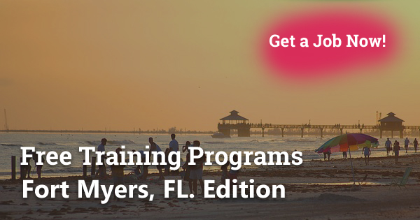 Free Training Programs in Fort Myers, FL