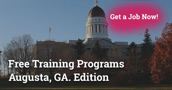 Free Training Programs in Augusta, GA