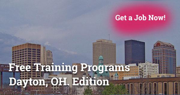 Free Training Programs in Dayton, OH