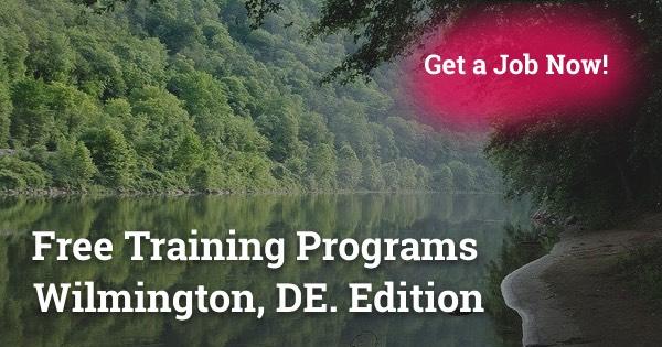 Free Training Programs in Wilmington, DE