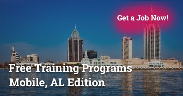 Free Training Programs in Mobile, AL