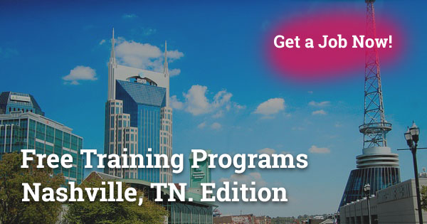 Free Training Programs in Nashville, TN