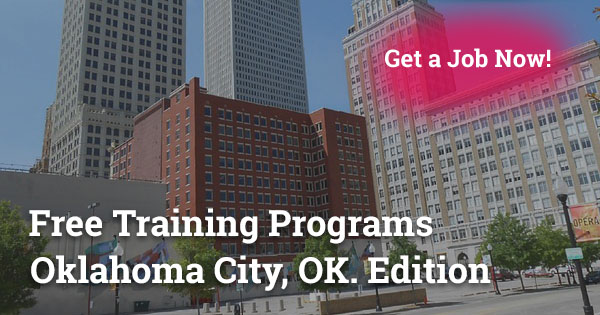 Free Training Programs in Oklahoma City, OK