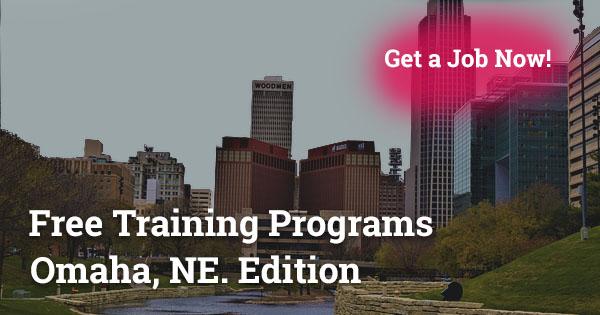 Free Training Programs in Omaha, NE