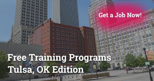 Free Training Programs in Tulsa, OK
