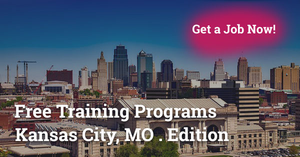 Free Training Program in Kansas City, MO