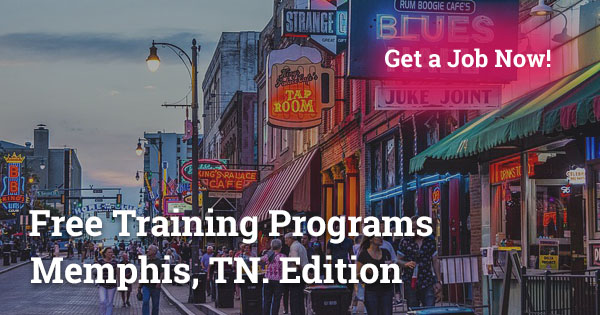 Free Training Programs in Memphis, TN