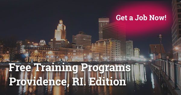Free Training Programs in Providence, RI