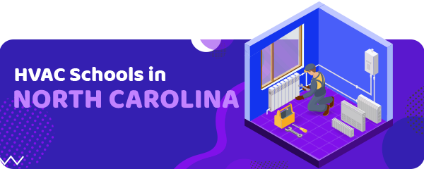 HVAC Schools in North Carolina