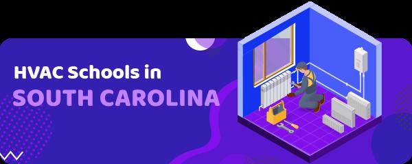 HVAC Schools in South Carolina