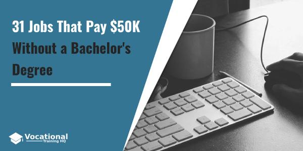 Jobs That Pay $50K