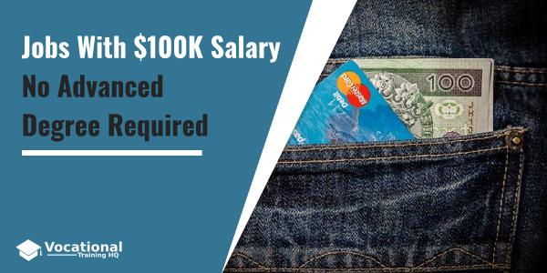 Jobs With $100K Salary