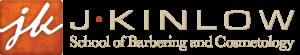 J Kinlow School of Barbering & Cosmetology logo