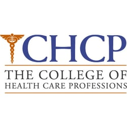 The College of Health Care Professions logo