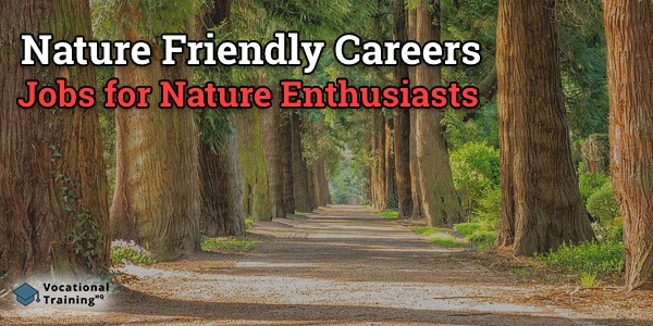 nature friendly careers