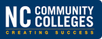 North Carolina Community Colleges logo