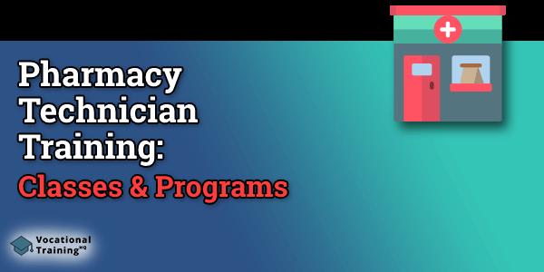 Pharmacy Technician Training