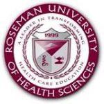 Roseman University of Health Sciences logo