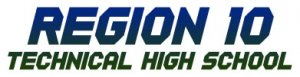 Region 10 Technical High School logo