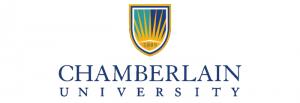 Chamberlain University College of Nursing logo