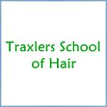 Traxler's School of Hair logo