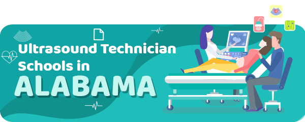 Ultrasound Technician Schools in Alabama