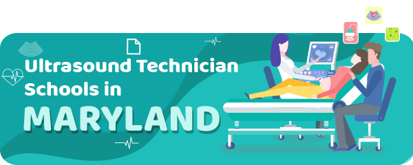Ultrasound Technician Schools in Maryland