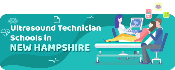 Ultrasound Technician Schools in New Hampshire