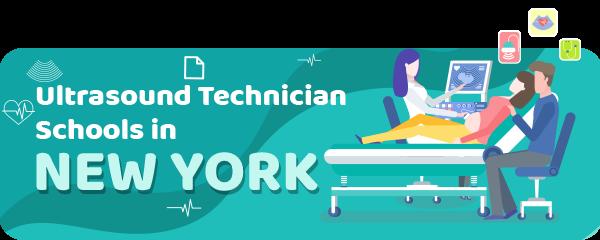 Ultrasound Technician Schools in New York